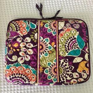 Vera Bradley laptop case 💜